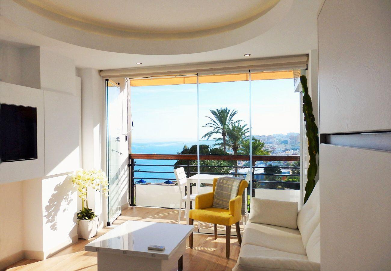 Apartamento en Torremolinos - santa clara 1 torre