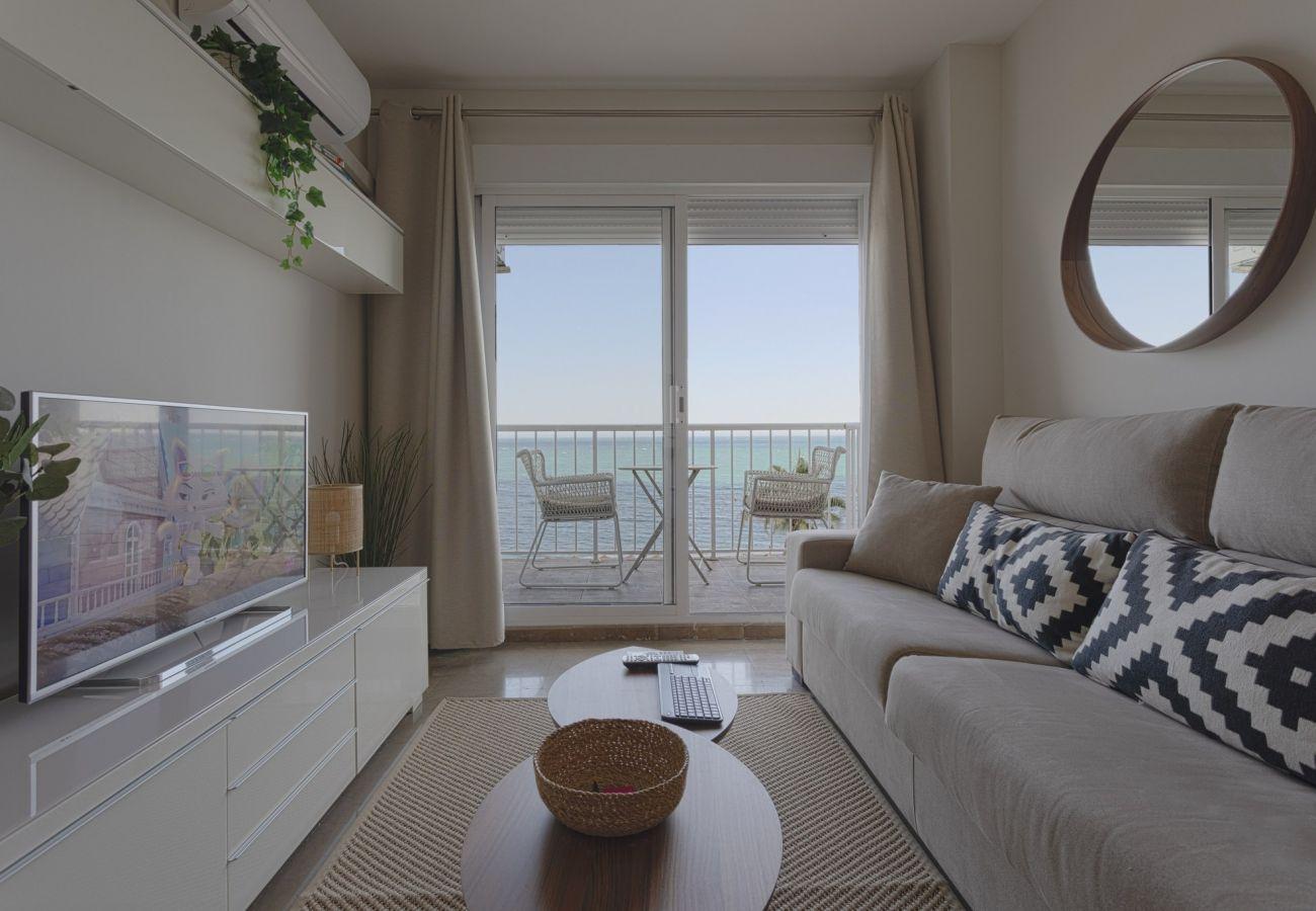Apartamento en Málaga - Malagueta - Miradore Vista Mar