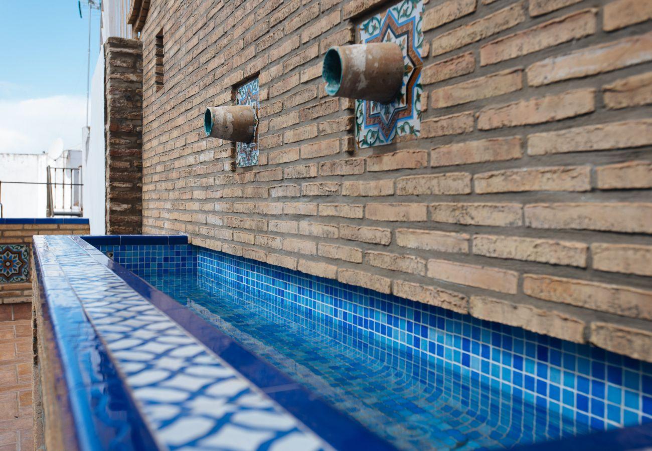Apartamento en Sevilla - Casa Assle Ático Luxury