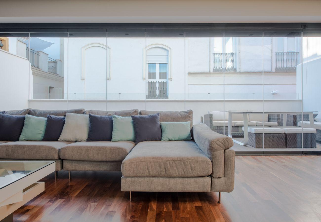 Casa en Sevilla - Hommyhome Arenal Luxury