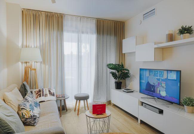 Apartment in Torremolinos - Torremolinos Carihuela Beach