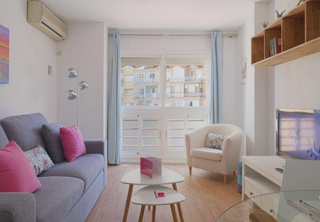 Apartment in Málaga - Malagueta - Reding 11 Parking