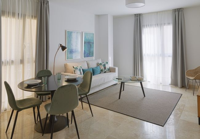 Apartment in Málaga - Ancha del Carmen I Parking