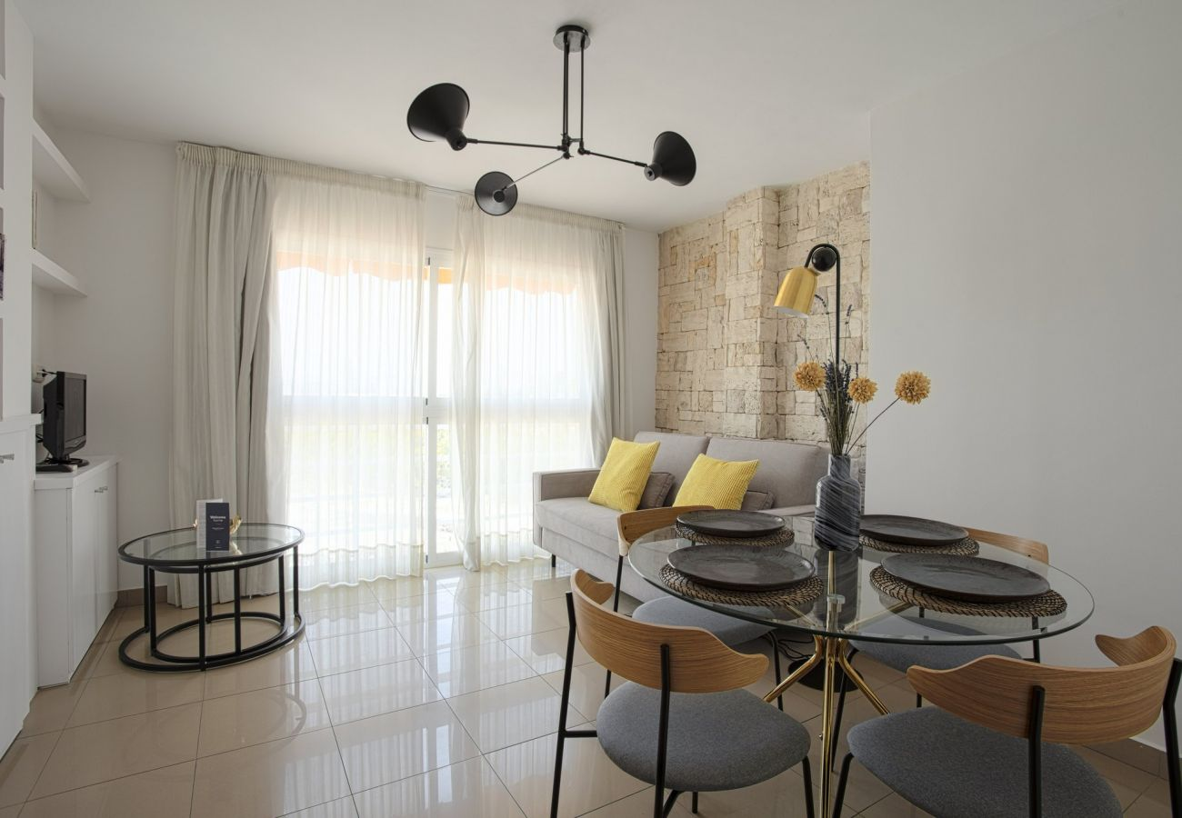 Apartment in Málaga - Malagueta - Miradore III Muelle Uno
